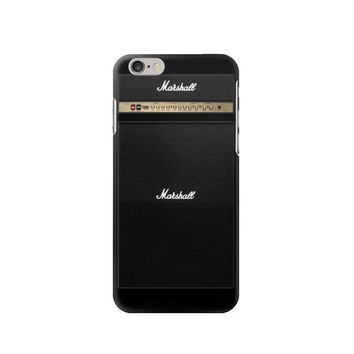 P2782 Marshall Amplifier Phone Case For IPHONE 6S