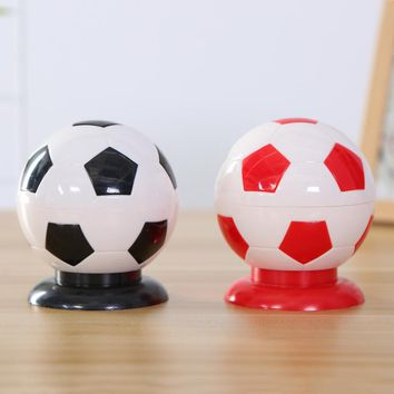 Creative Football World Cup toothpick box plastic automatic toothpick holder  dispenser wooden toothpicks decorative container