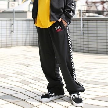 Sports Casual Star Couple Pants [1004734873636]