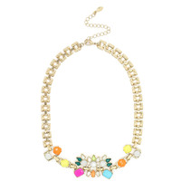 Standout Floral Necklace