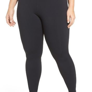 Nike Power Legendary High Waist Tights (Plus Size) | Nordstrom