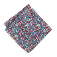 crewcuts Boys Cotton Pocket Square In Liberty Pepper Floral