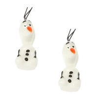 Disney's Frozen Olaf Front Back Earrings