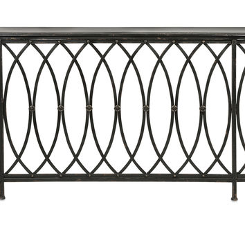 Trendy Riana Metal Console