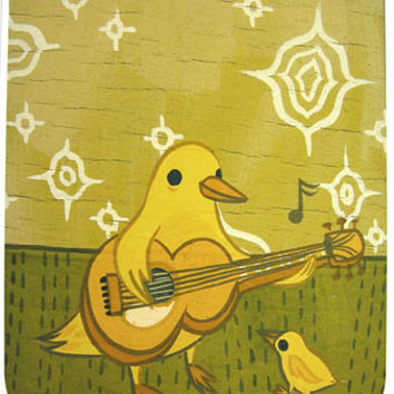 Duckling Art Print (signed)