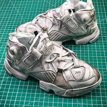 Vetements X Reebok Genetically Modified Pump Sneakers #2 Best Onine Sale