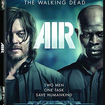Djimon Hounsou & Norman Reedus & Christian Cantamessa-Air