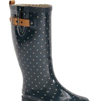 "Women's Chooka 'Classic Dot' Rain Boot, 1"" heel"