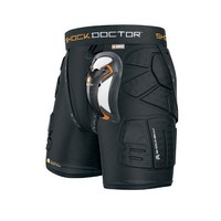 Shock Doctor 583 Shockskin Hockey Relaxed Fit Impact Short