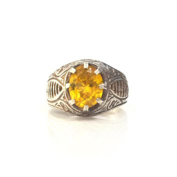 Afghan Sunshine Ring