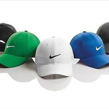 Nike Golf Dri-FIT Swoosh Front Cap Style 548533 Various Colors Adjustable NWT