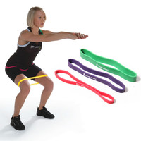 Levels Available Pull Up Assist Bands Yoga Pilates Crossfit Exercise Body Fitness Resistance Loop Band FREE SHIPPING