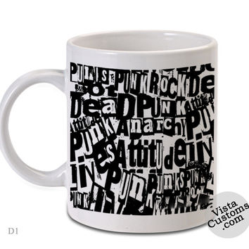 Art punk, Coffee mug coffee, Mug tea, Design for mug, Ceramic, Awesome, Good, Amazing