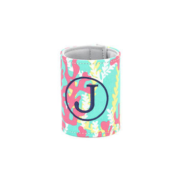 Monogrammed Koozies Monogrammed Koozie Monogrammed Coozie Coozies