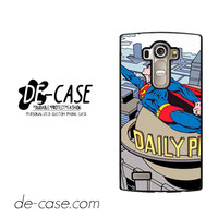 Superman Daily Planet For LG G4 Case Phone Case Gift Present YO