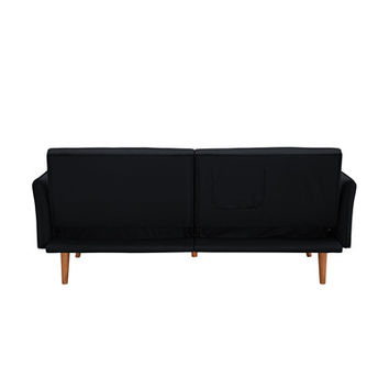 Langley Street Fresno Convertible Sofa & Reviews | Wayfair