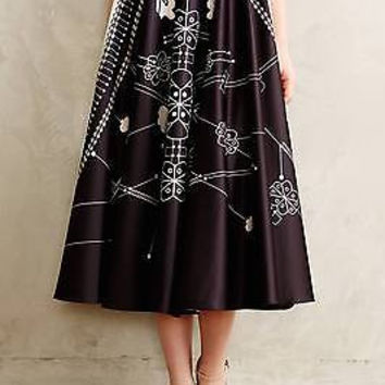 NWT Anthropologie Sundial Skirt Sz 0 and 4 - by AM:PM - Origianl Packaging
