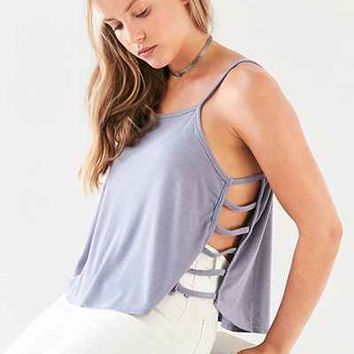 Future State Jordan Ladder Strap Cami - Urban Outfitters