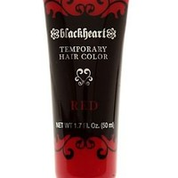 Blackheart Red Temporary Hair Color - 520986