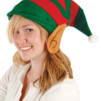 Elf Felt Hat With Ears for Christmas