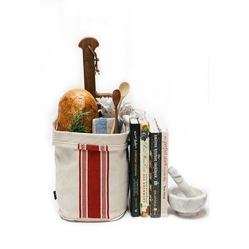 "Medium 7"" Canvas Bucket"