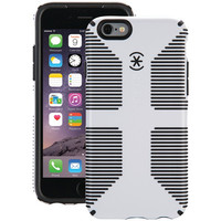 "Speck Spk-A3051 Iphone(R)6 4.7"" Candyshell(R) Grip Case (White/Black)"
