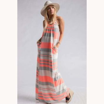 Lazy Days Maxi Dress