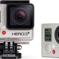 GOPRO HERO 3 - SILVER EDITION