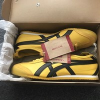 Onitsuka tiger Mexico 66 Asics Yellow Bruce Lee Uk 9