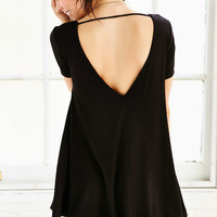 Kimchi Blue Behind Your Back A-Line Tunic Top - Urban Outfitters