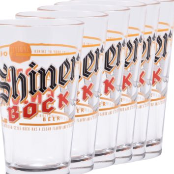 Shiner Bock Pint 6-Pack