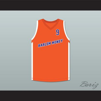 Betty Lou 9 Harlem Money Basketball Jersey Uncle Drew