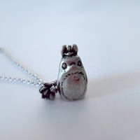 Our friend Totoro necklace