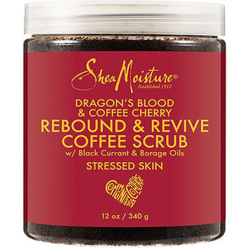 Dragon's Blood & Coffee Cherry Rebound & Revive Coffee Scrub