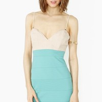 Color Theory Dress