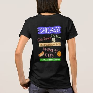 Chicago Souvenir T-shirt