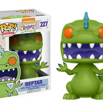 POP! TV 227: RUGRATS - REPTAR
