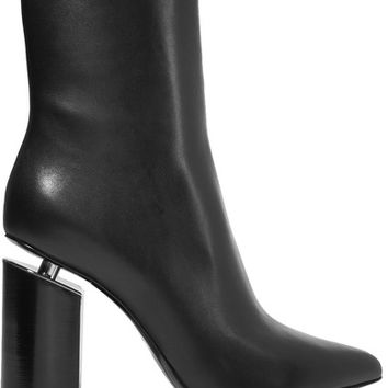 Alexander Wang - Kirby leather ankle boots