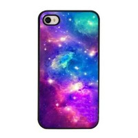 Colorful Sky Print Phone Shell Case for Iphone 4/4s