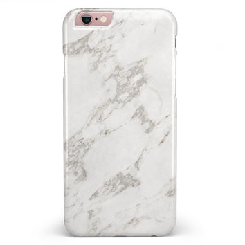 Slate Marble Surface V4 iPhone 6/6s or 6/6s Plus INK-Fuzed Case