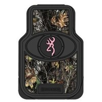 Amazon.com: 2 Browning Universal Pink Camo Floor Mats: Sports & Outdoors