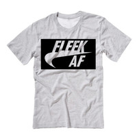 Fleek AF Unisex Tee Shirt | Eyebrows on Fleek Shirt | Drake Lit Fam Yeezy Drizzy Shirt | Hip Hop Tshirt | Queen Bee | Bye Felicia Mean Girls