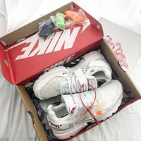 OFF-WHITE x Nike Air Presto OW 2.0 Running shoes
