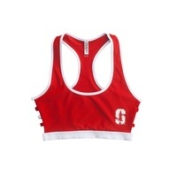 Stanford University Strappy Sports Top