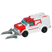 Transformers Prime Robots in Disguise Deluxe Class Autobot Ratchet
