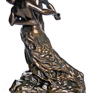 Camille Claudel The Waltz La Valse Lovers Dancing Statue, Assorted Sizes