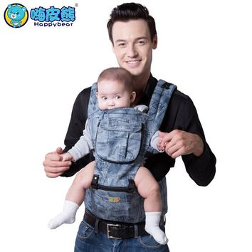 Children waist stool baby backpacks carriers multi-functional baby sling baby seat four seasons universal baby travel supplies
