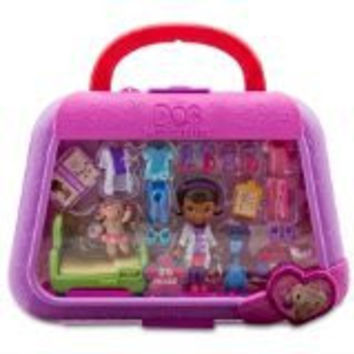 Disneys - Doc McStuffins 26 Piece Hospital Playset w/ Carrying Case