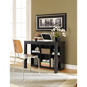 Altra Parsons Desk with Bookcase | Overstock.com