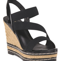 Time Espadrille - Wedges - T.J.Maxx